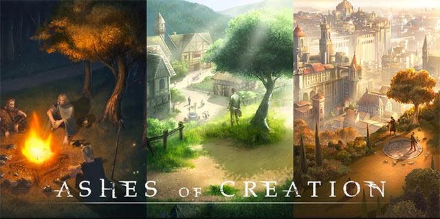 Ashes of Creation Evolving Node