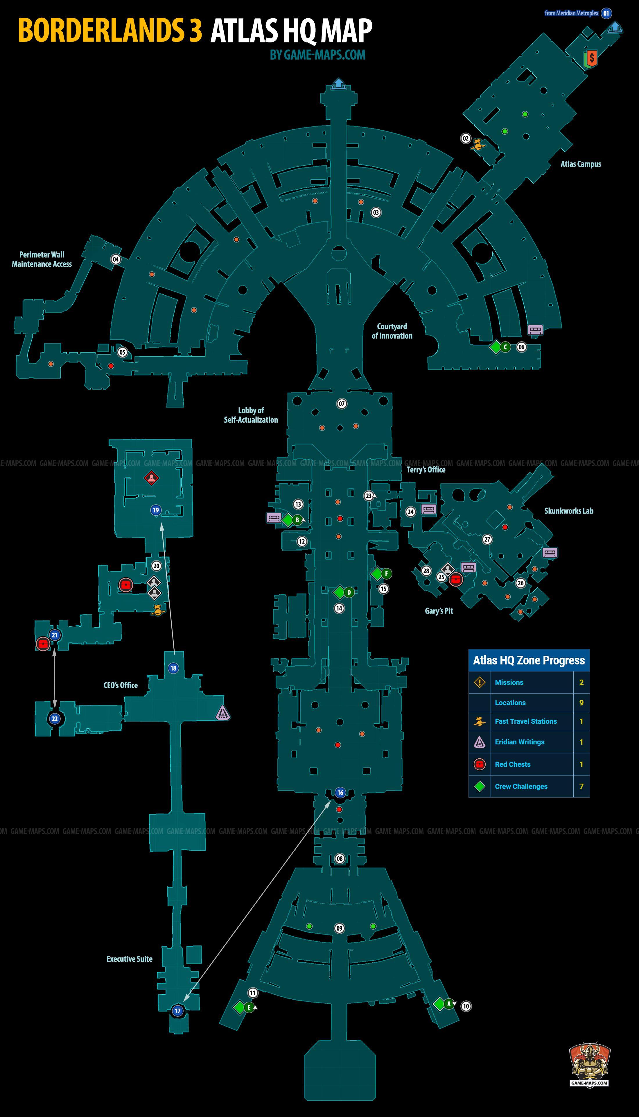Borderlands 2 – Interactive Mission Checklist | N4G