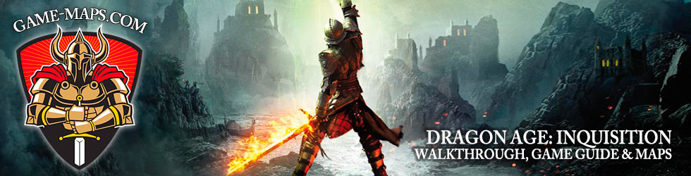 Dragon Age: Inquisition - Walkthrough, Game Guide & Maps.