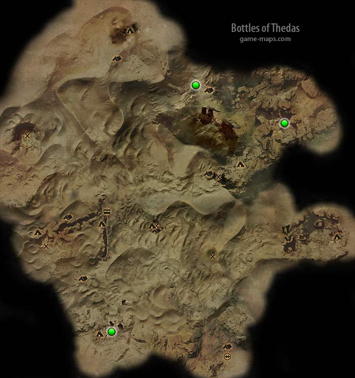 Bottles Of Thedas In Dragon Age Inquisition Game Maps Com