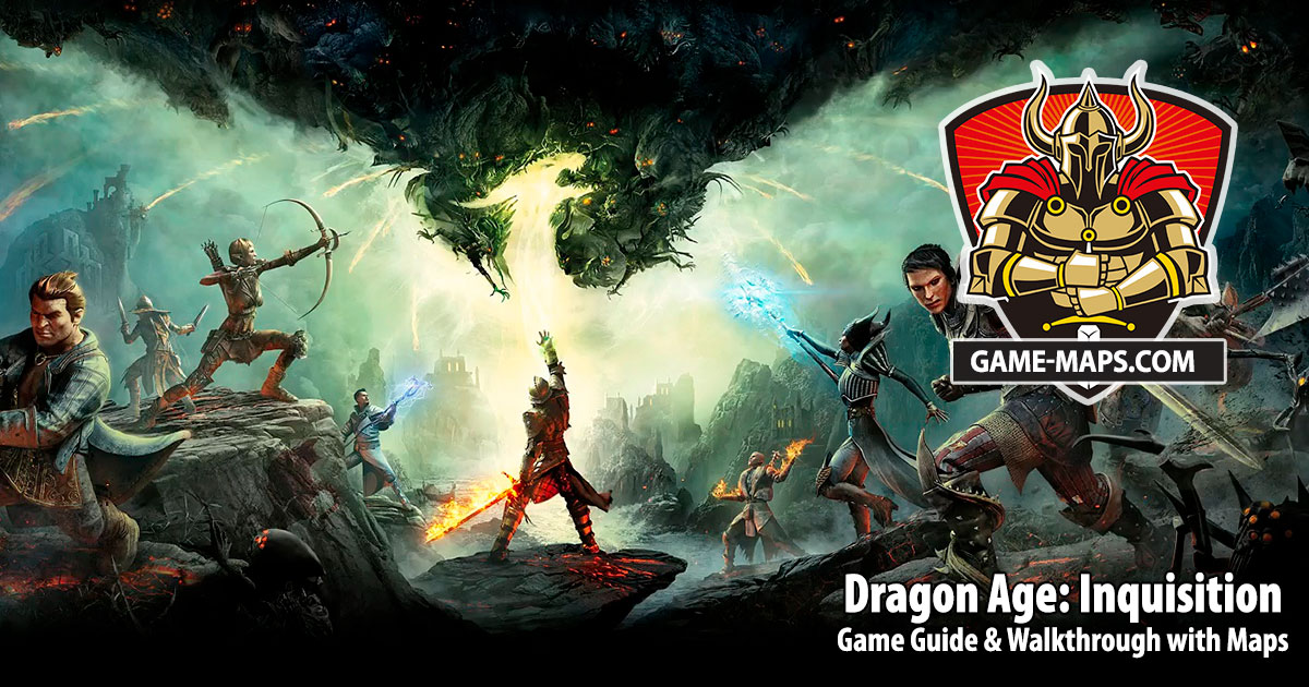Dragon Age: Inquisition Walkthrough, Game Guide & Maps.
