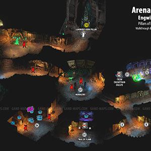 Pillars of Eternity II: Deadfire Walkthrough & Maps | game-maps com