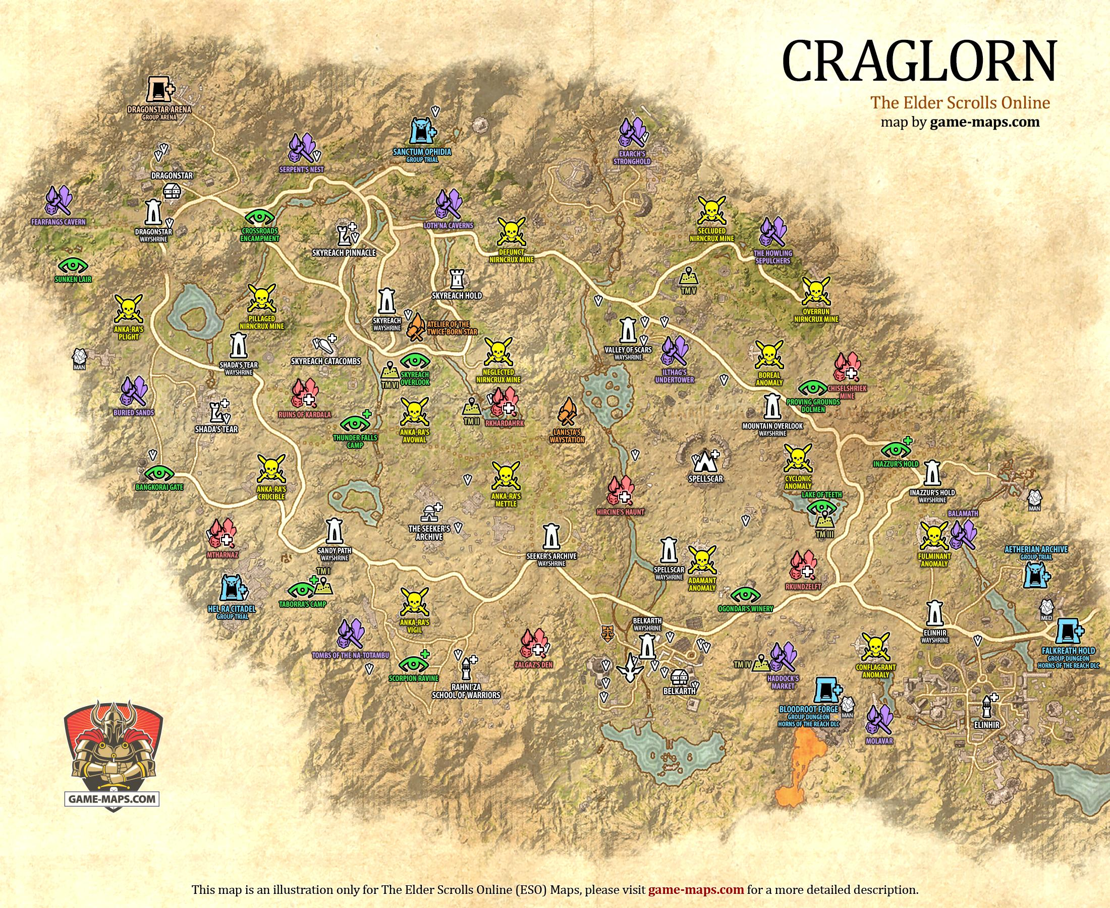 Woodworker Survey - Craglorn I by charlmgn | Photobucket