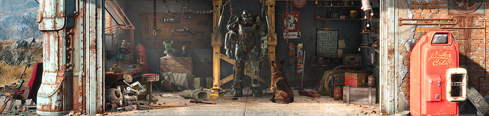 Fallout 4 - Maps, Walkthrough & Game Guide for Fallout 4.