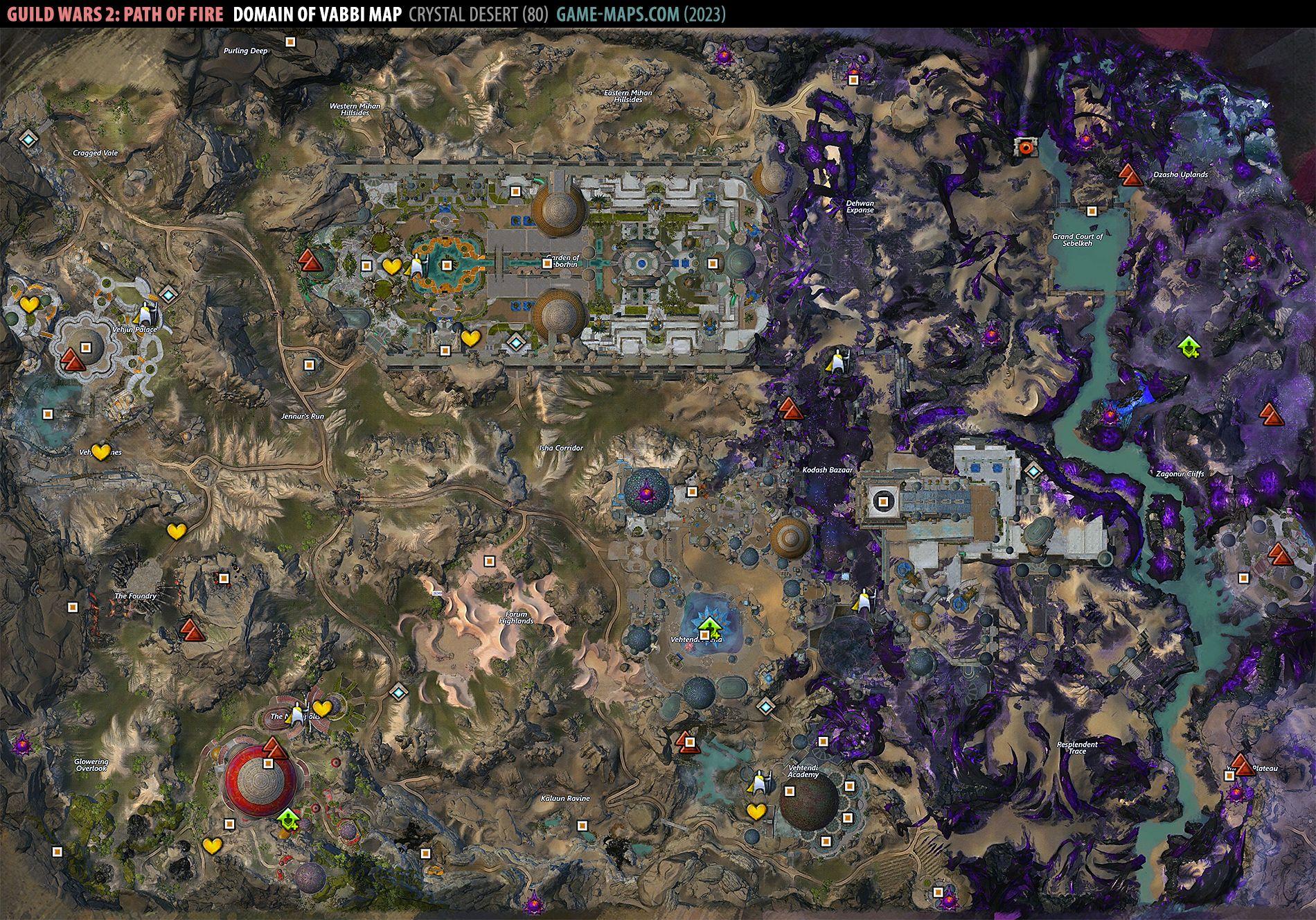 Domain of Vabbi GW2 map