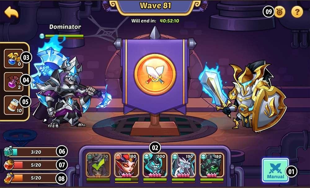 idle heroes update