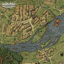 ledetchko map