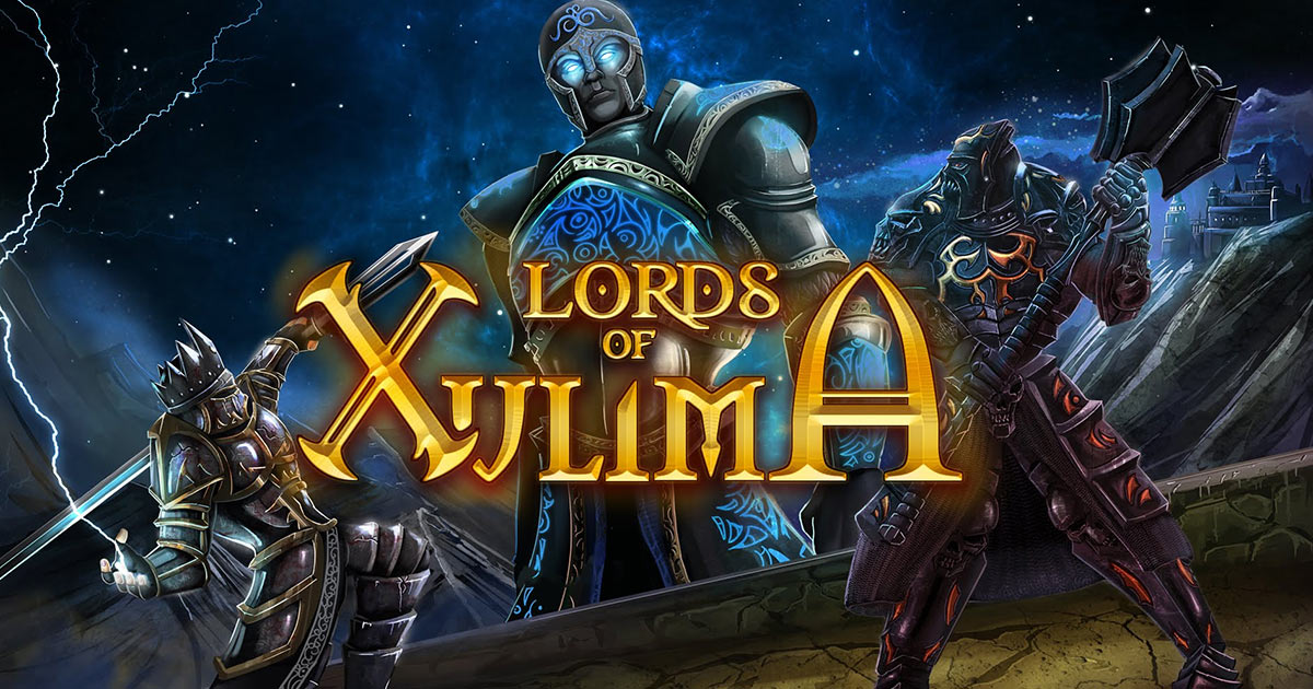 Lords of Xulima World Map