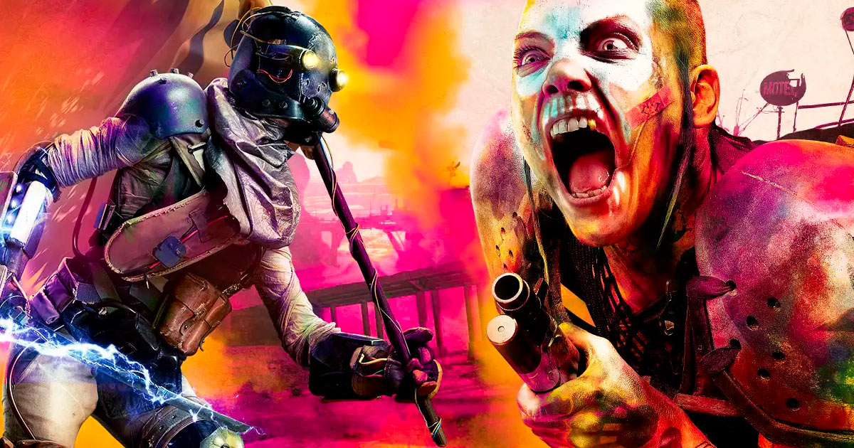 Rage 2 Maps & Game Guide
