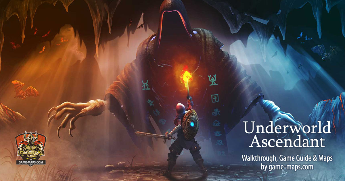 Underworld Ascendant Game Guide, Walkthrough & Maps