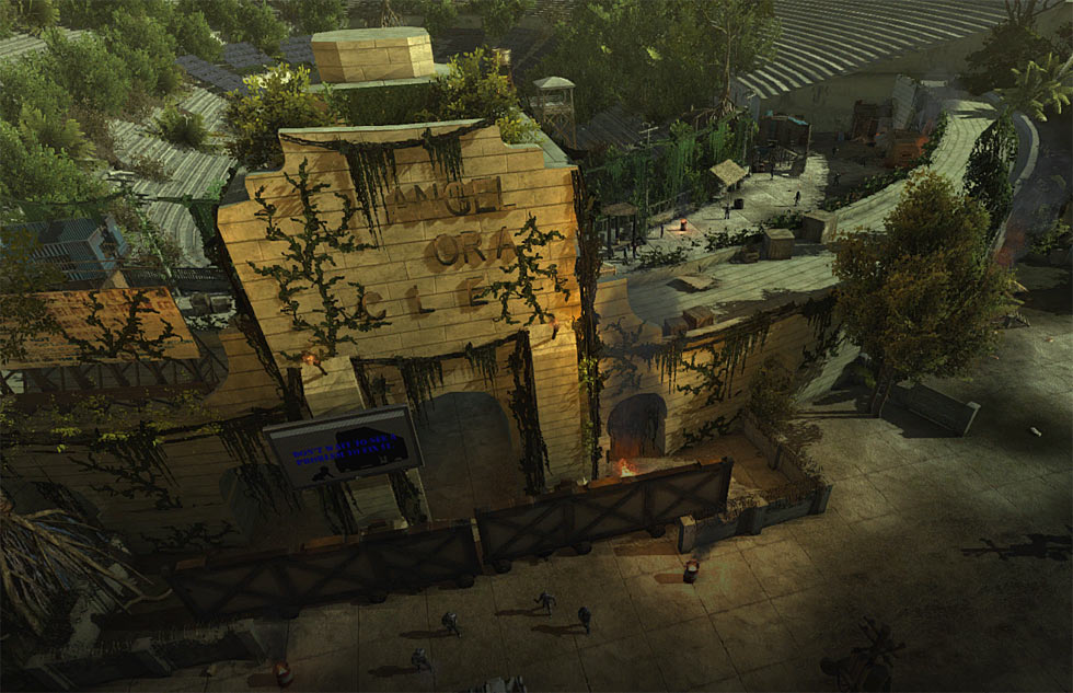 Wasteland 2 Walkthrough, Game Guide & Maps | game maps.com