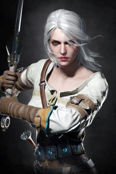 CIRILLA - Witcher 3   game-maps.com