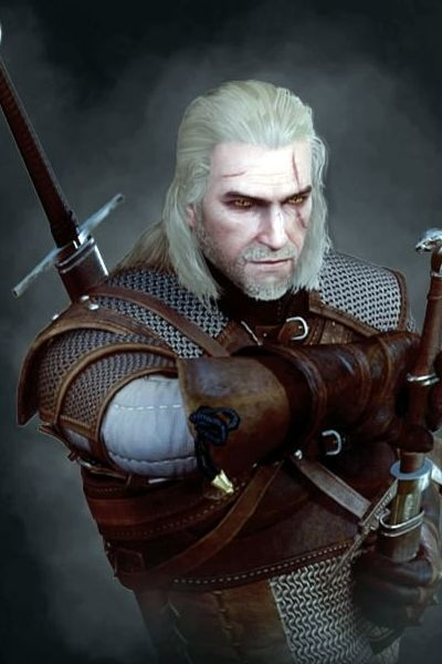witcher geralt of - photo #29