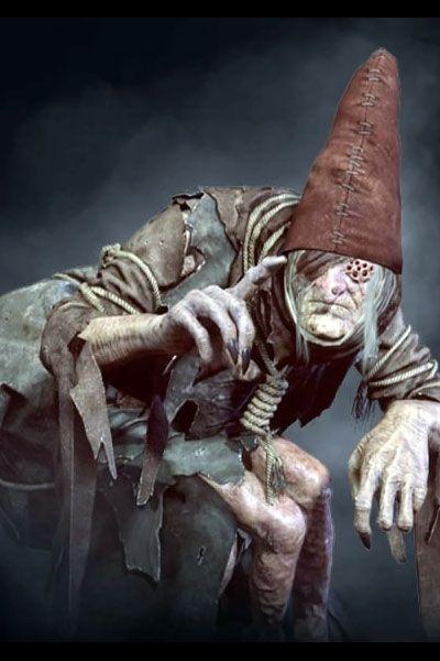 crones witcher 3