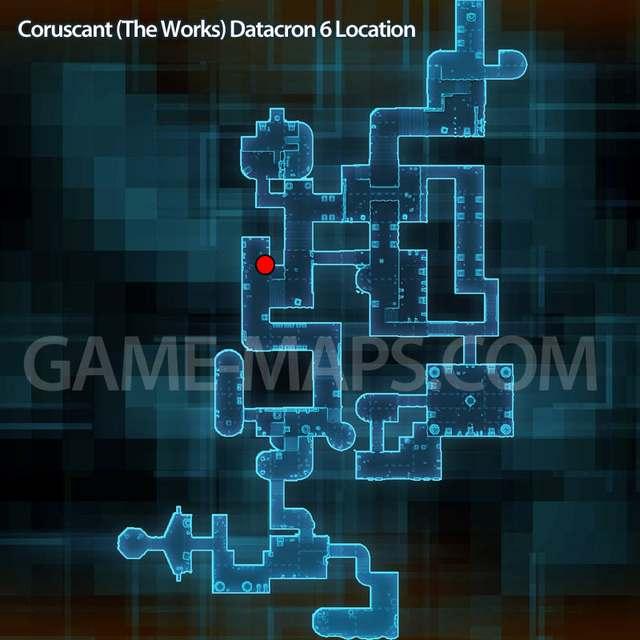 SWTOR Datacron 6 | Coruscant | Galactic History 6: The