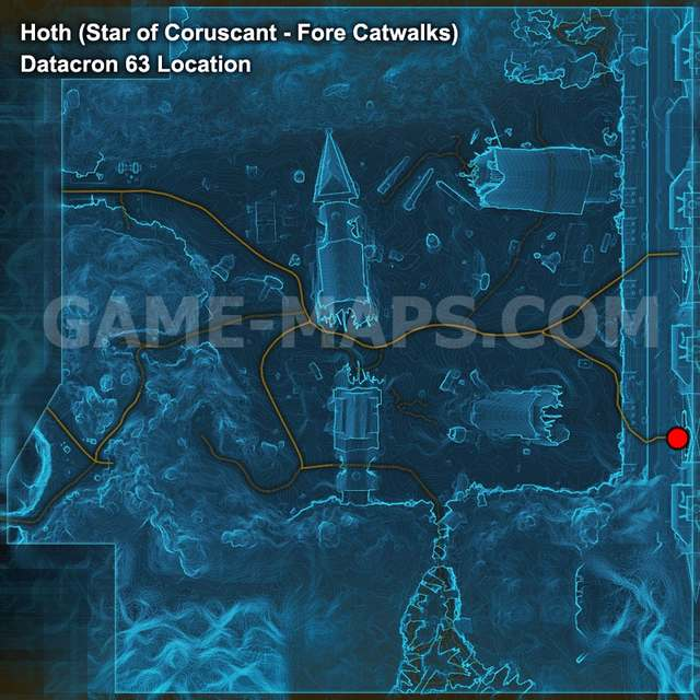 Swtor Datacron 63 Hoth Galactic History 63 The Terentatek Hunt