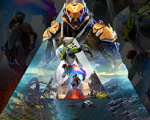 Anthem Game Guide, Maps & Walkthrough