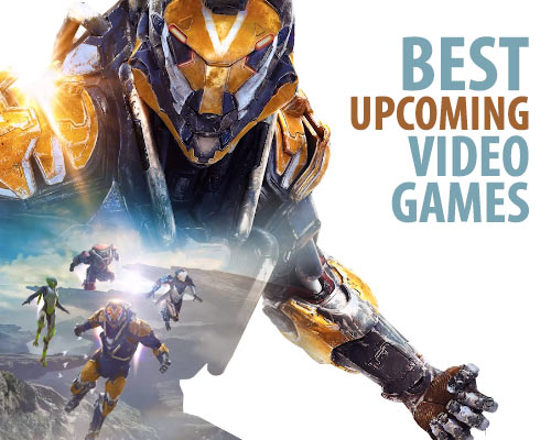 Top Upcoming Games