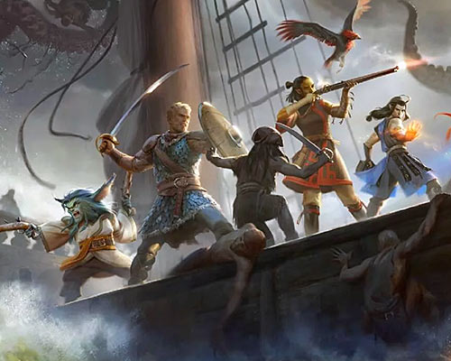 Pillars of Eternity II: Deadfire Walkthrough & Maps