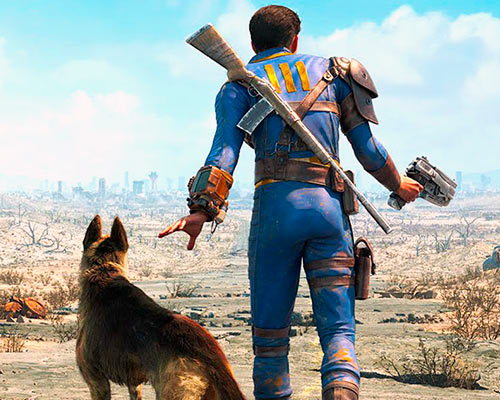 Fallout 4 Maps